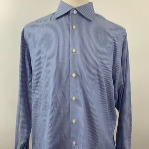 Charles Tyrwhitt Mens Button Down Shirt 17/35
